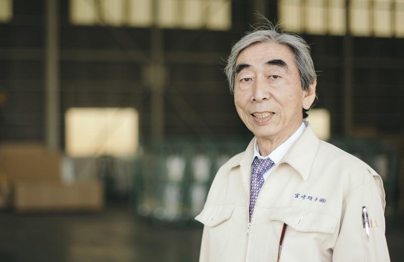 代表取締役 宮崎隆